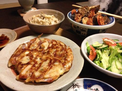 Jly09_焼き餃子