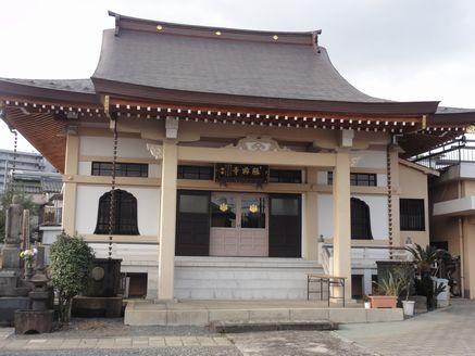 四谷・勝興寺