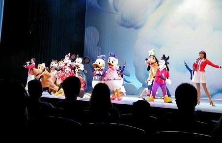 ディズニーショー2