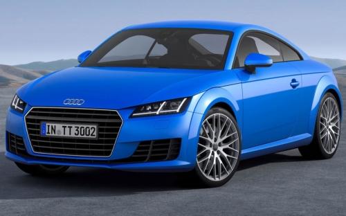 2015-Audi-TT-Coupe-Front