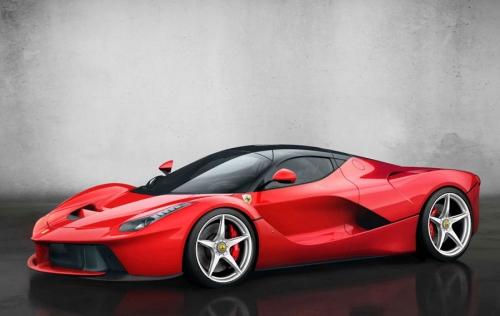La-Ferrari