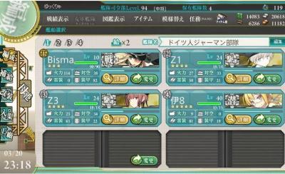 ドイツ艦隊