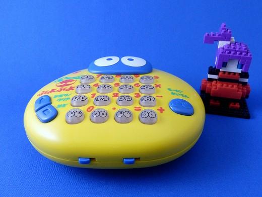 ぷよぷよゲーム電卓20140227P2270249