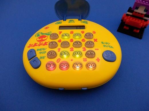 ぷよぷよゲーム電卓20140227P2270256