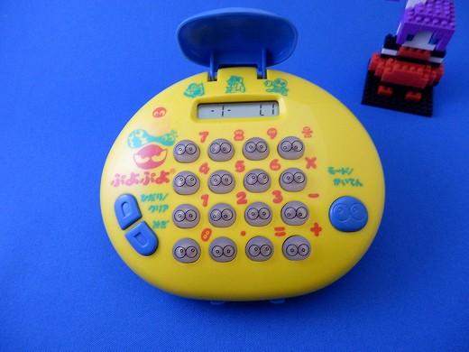 ぷよぷよゲーム電卓20140227P2270257
