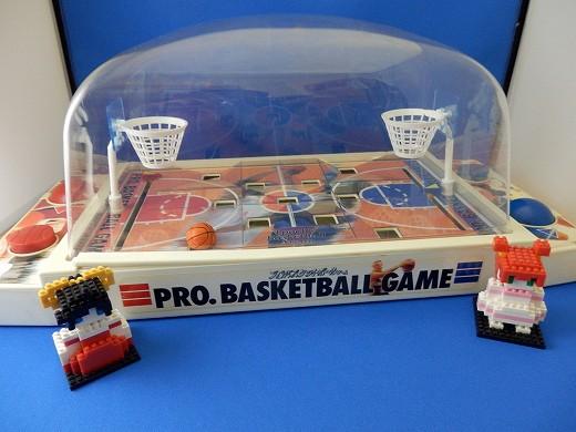プロバスケットボールゲーム20140413P4130305