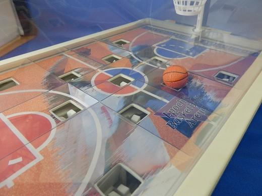 プロバスケットボールゲーム20140413P4130299