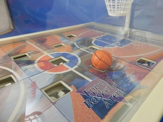 プロバスケットボールゲーム20140413P4130303
