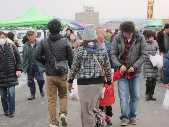 20104年 館鼻岸壁朝市 開幕