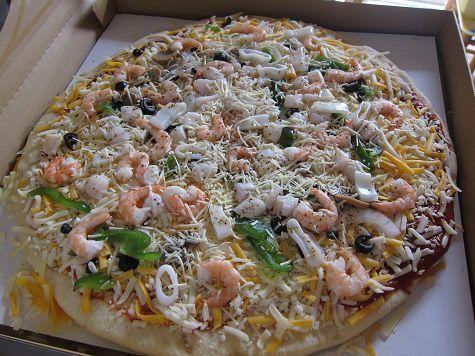 コストコ 弩級ピザ