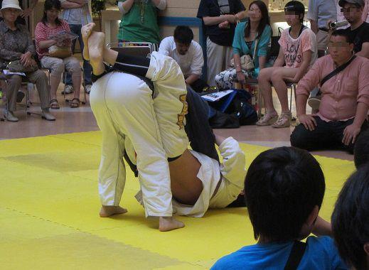 八戸柔術大会