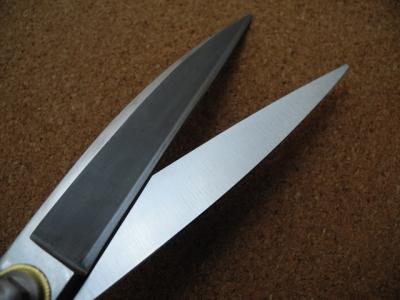 長太郎 刃の裏