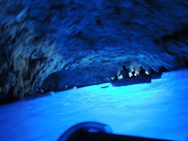 青の洞窟17
