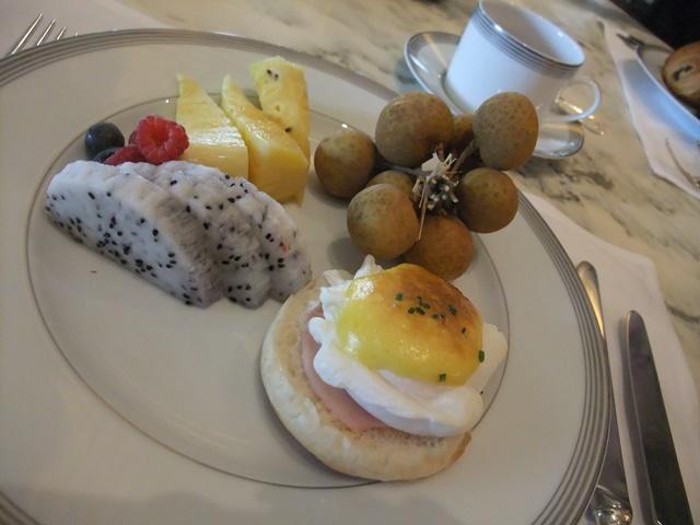 朝食ブッフェ9