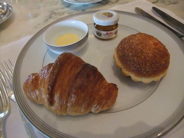 朝食ブッフェ11