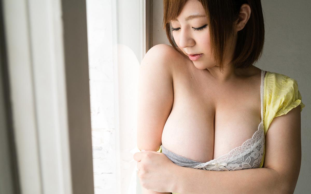 【No.14979】 谷間 / 新山らん