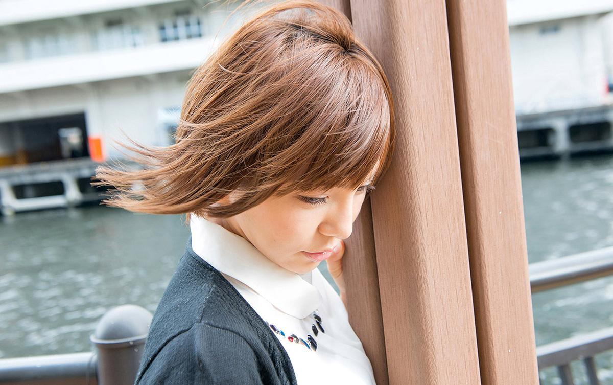 【No.16079】 横顔 / 高梨あゆみ
