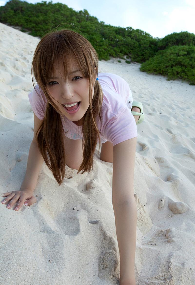 【No.16198】 砂浜遊び / 並木優