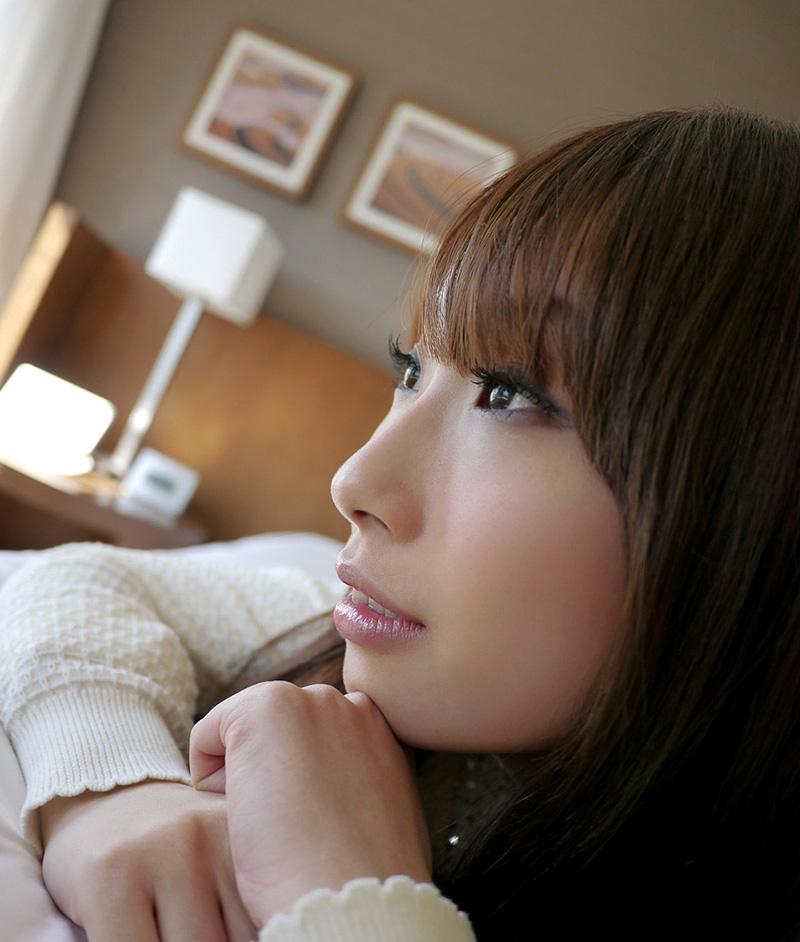 【No.3296】 横顔 / 美咲結衣