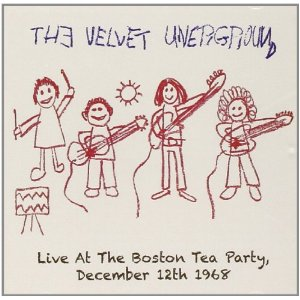 VELVET UNDERGROUND『Live At The Boston Tea Party, December 12th 1968』