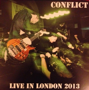 CONFLICT『Live In London 2013』