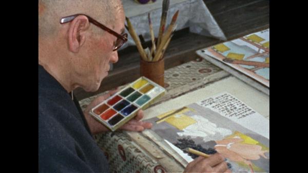 サブ6:絵を描く山本作兵衛