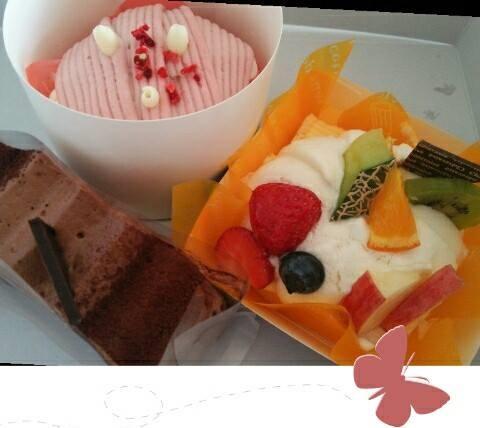 平成26年5月13日ケーキ