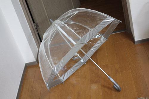 短い傘 (2)