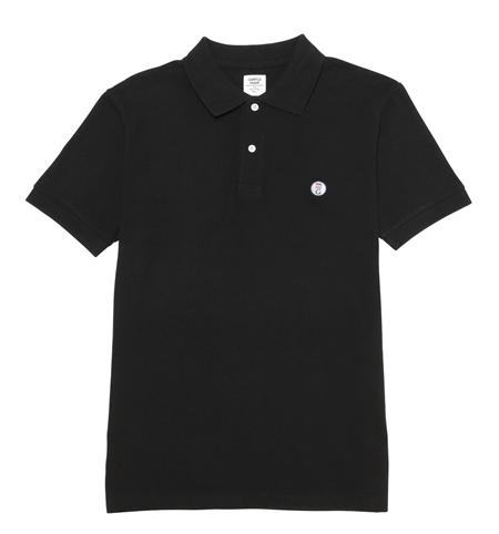 CS13 SOUVENIR POLO BLK_R