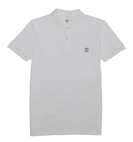 CS13 SOUVENIR POLO WHT_R