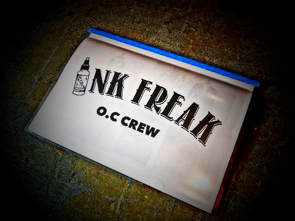 O.C CREW INK FREAK