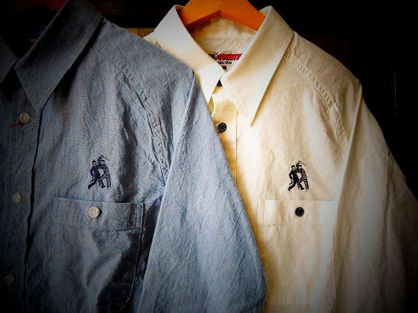 BAD QUENTIN CHAMBRAY SHIRTS (2)