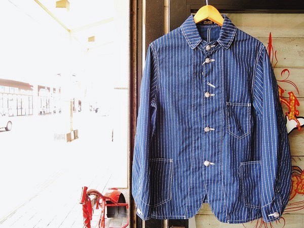 Classical Coverall Shirts Jacket  (1)