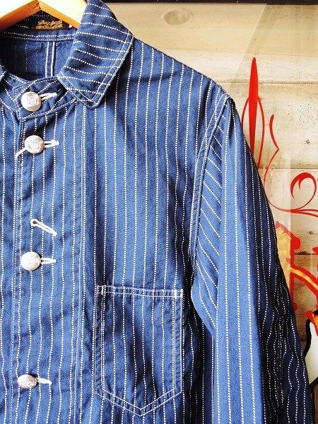 Classical Coverall Shirts Jacket (2)
