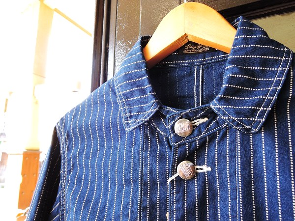 Classical Coverall Shirts Jacket (4)