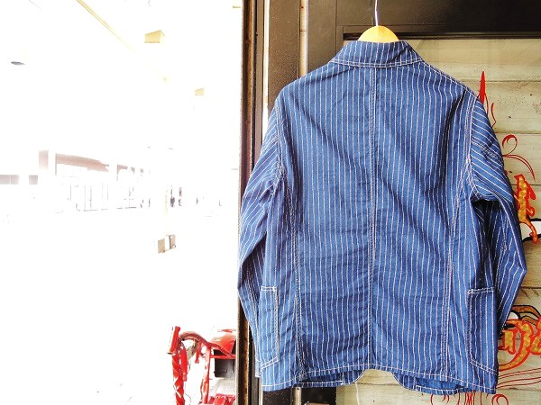 Classical Coverall Shirts Jacket (5)