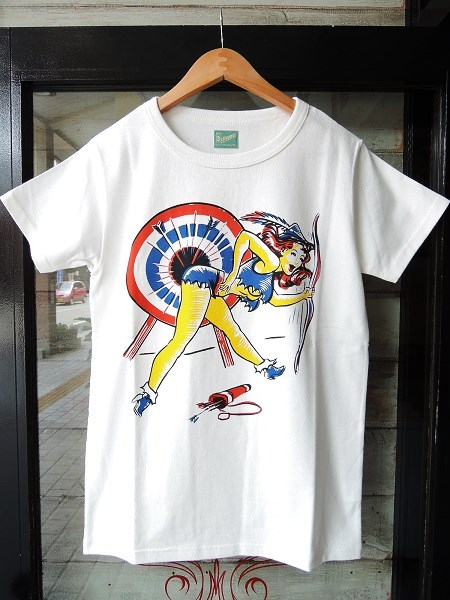 Delinquent Bros NASTY PINUP Tee (1)