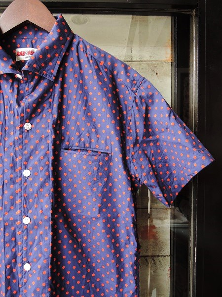 BAD QUENTIN ITALIAN COLLAR SHIRTS (2)
