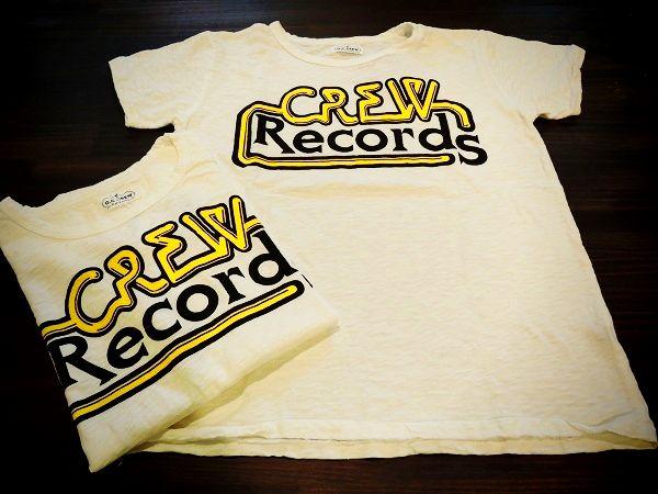 O.C CREW CREW RECORDS Tee