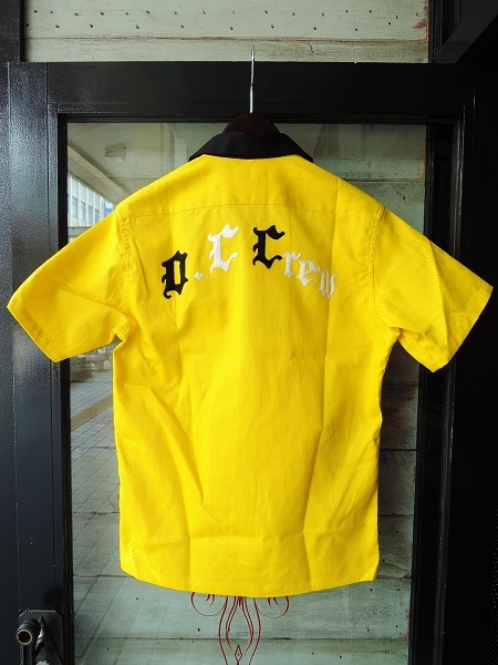 O.C CREW SVG 2TONE OPEN SHIRTS (7)