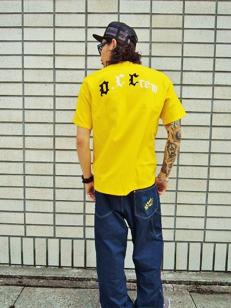 O.C CREW SVG 2TONE OPEN SHIRTS (2)