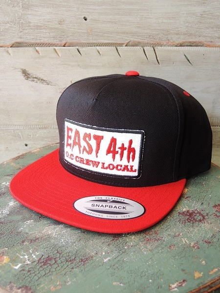 O.C CREW East4th COTTON SNAPBACK (5)