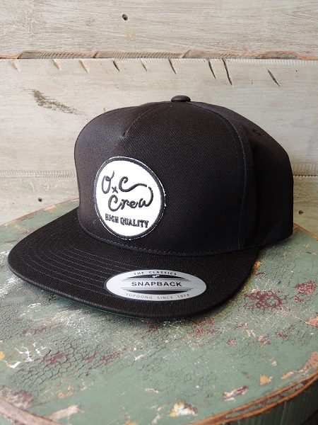 O.C CREW OVAL COTTON SNAPBACK (1)