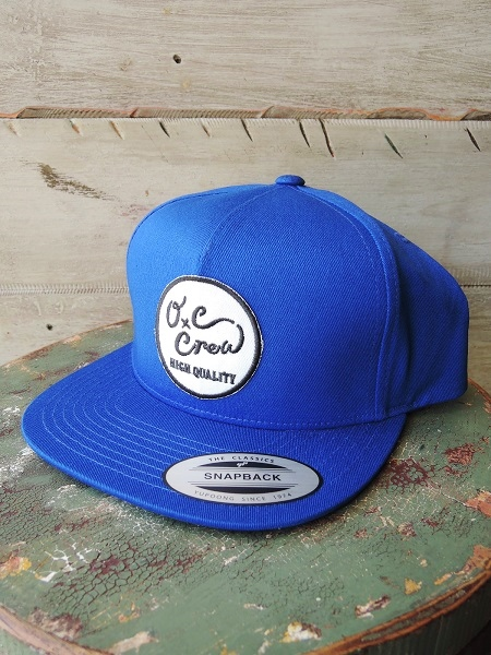 O.C CREW OVAL COTTON SNAPBACK (5)