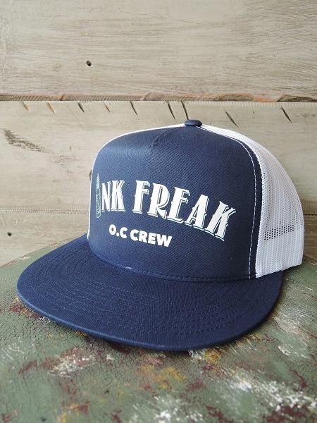 O.C CREW INK FREAK MESH CAP (1)