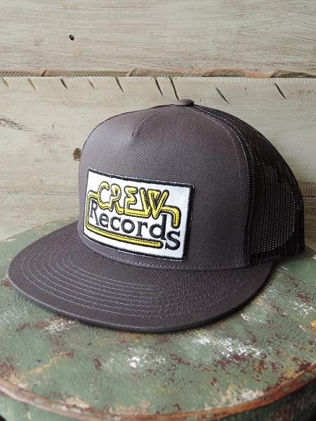O.C CREW CREW RECORDS MASH CAP (1)