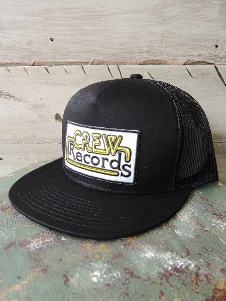 O.C CREW CREW RECORDS MASH CAP (5)
