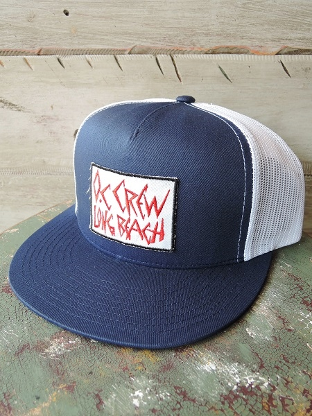 O.C CREW FRANTIC MESH CAP (1)
