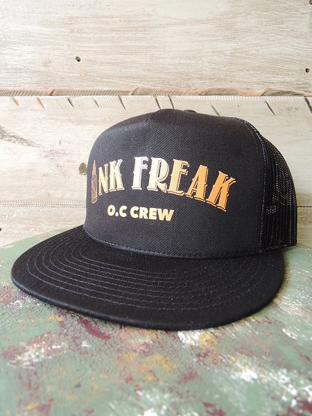 O.C CREW INK FREAK MESH CAP (5)