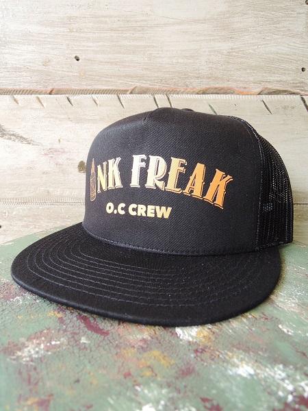 O.C CREW INK FREAK MESH CAP (5)
